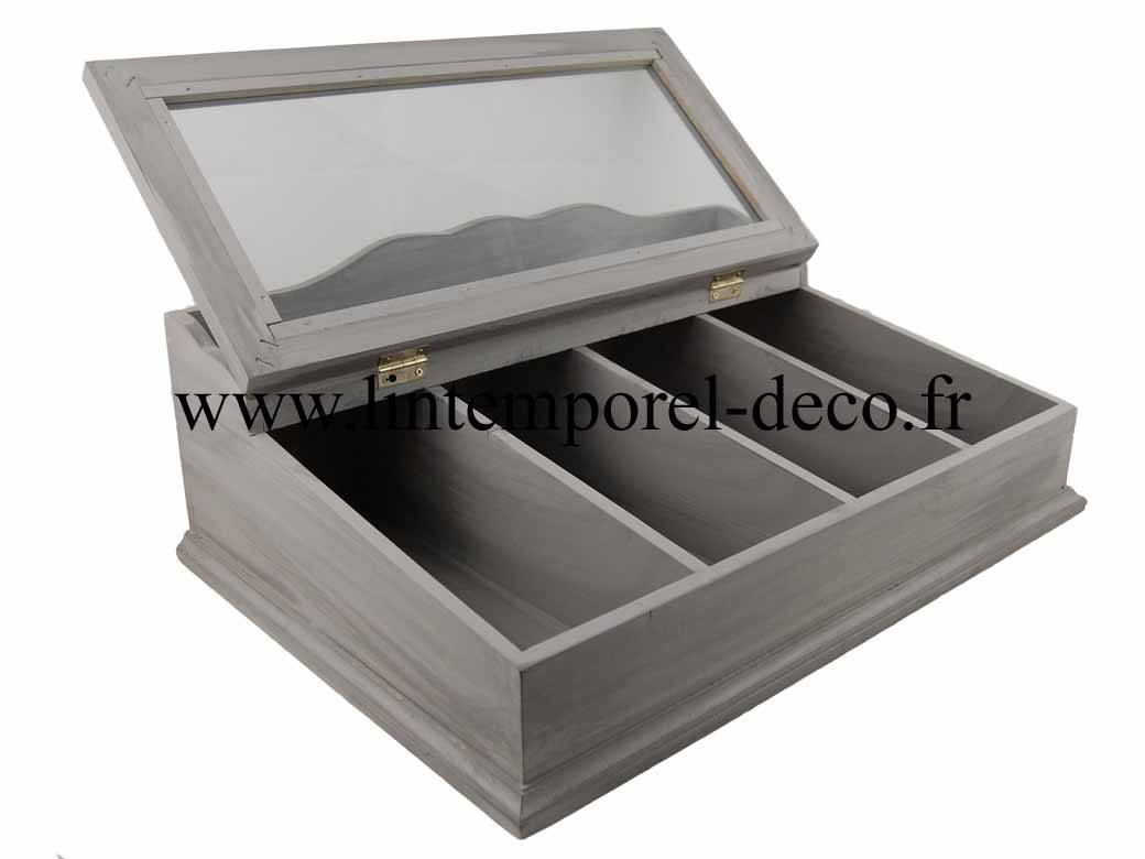 meuble range couverts acheter pas cher lintemporel. Black Bedroom Furniture Sets. Home Design Ideas