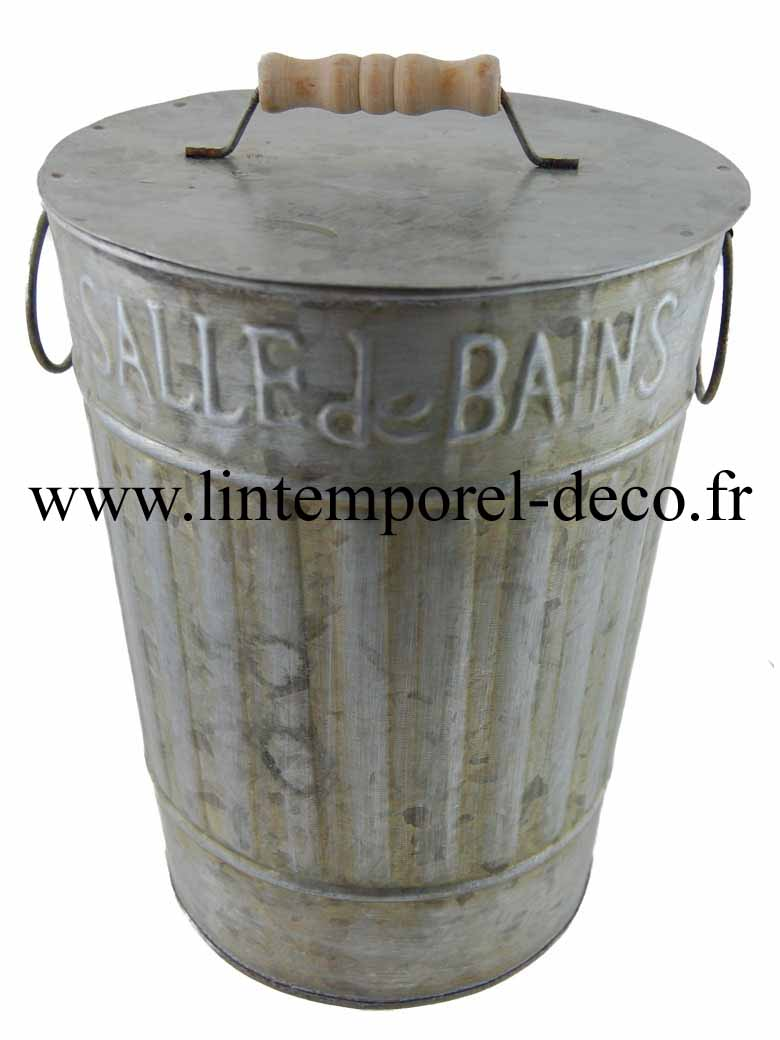 Decoration cuisine zinc for Articles de salle de bain
