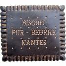 Dessous de plat cuisine antique - Biscuit