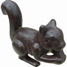 Figurine écureuil en fonte PM