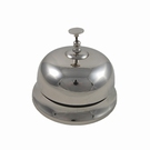 Cloche d'hôtel chrome PM