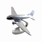 Vide poche avion GM chrome