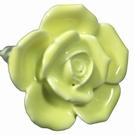 Bouton de porte ou tiroir - Fleur