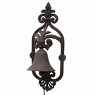 Cloche de porte carillon antique