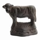 Arrêt de porte animaux de la ferme - Vache