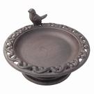 Coupe bain ou mangeoire antique - Oiseau