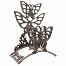 Enrouleur tuyau papillon triple