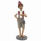 Statuette garçon Pinocchio debout