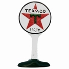 Cale porte en fonte vintage USA - Texaco