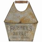 Porte plantes avec poignée - Farmers Market