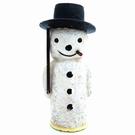 Tirelire décorative - Bonhomme de neige
