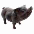 Statuette décorative d'extérieur - Cochon