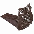 Bloque cale porte décoratif fonte - Chouette