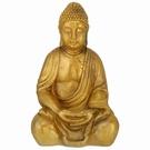 Statue grand Bouddha de terrasse ou balcon