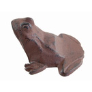 Cale porte grenouille assise